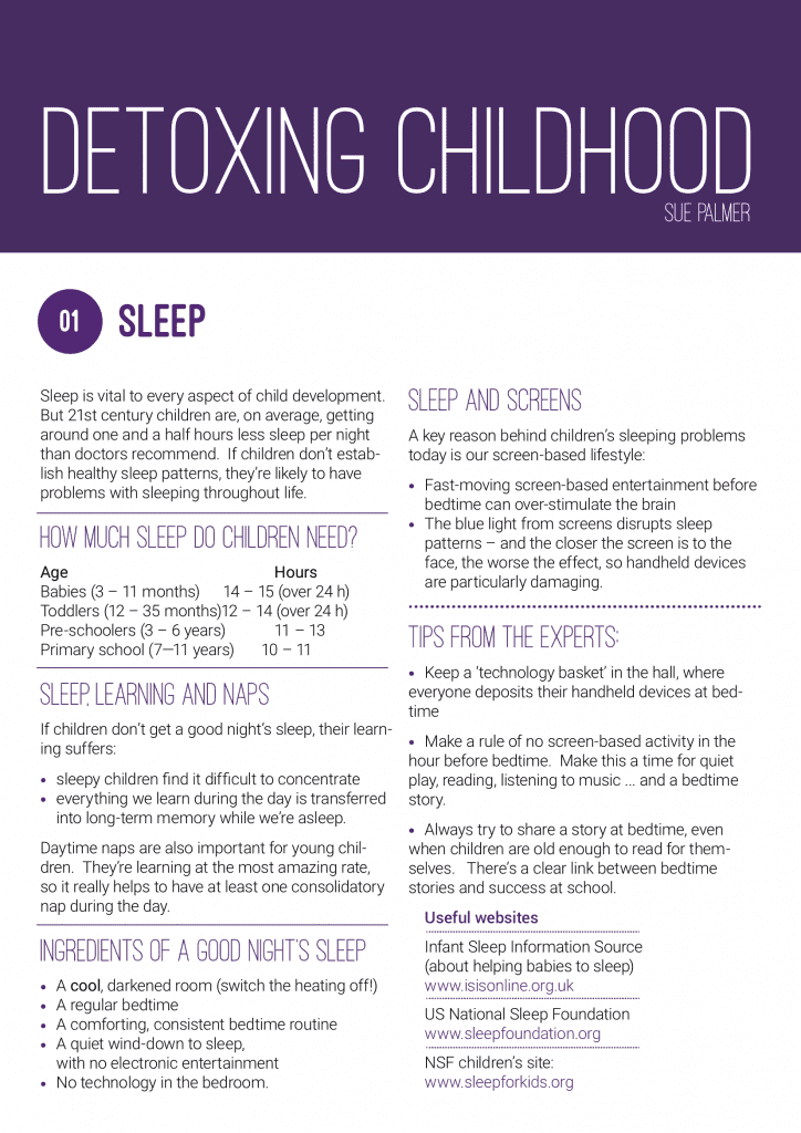 Detoxing Childhood 1 Sleep (1)
